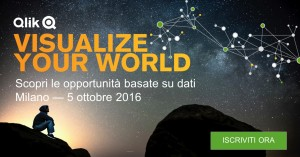 Visualize Your World Milano 2016