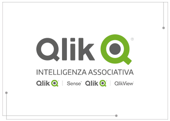 Qlik Partner. Progetti di business intelligence.